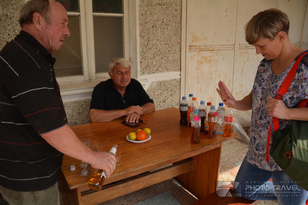 picie alkoholu w Gruzji
