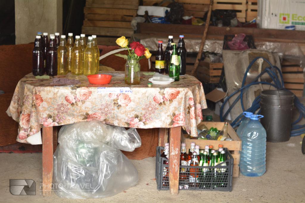 Wino, czacza i koniaki w Gruzji