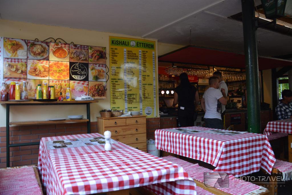 Kishali Étterem - najlepsza restauracja w Keszthely