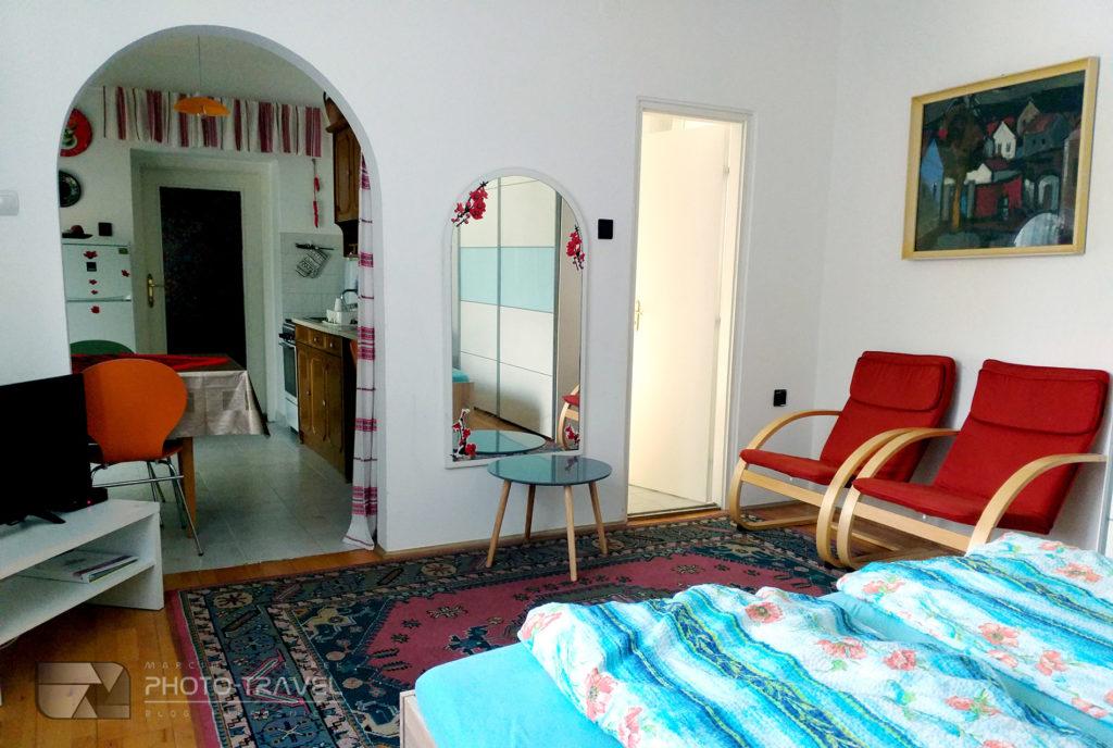 Noclegi w Heviz - Judita apartments