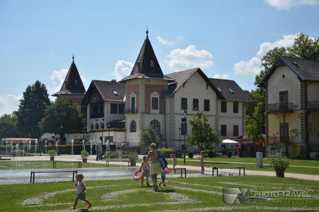 Keszthely jest najstarszym miastem nad Balatonem