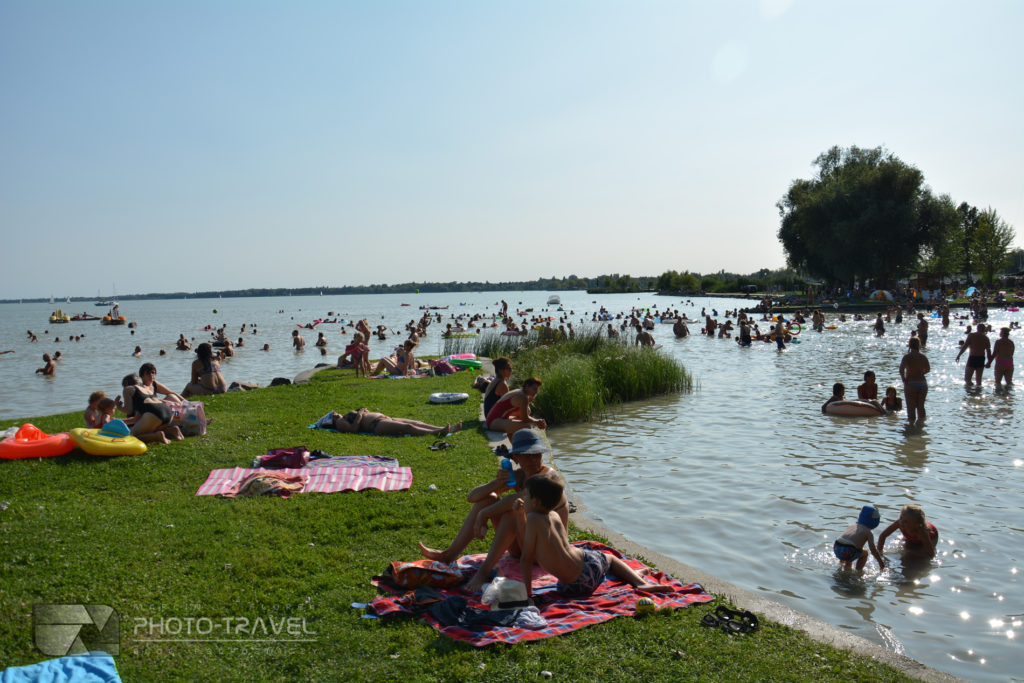 Balaton plaże dla dzieci