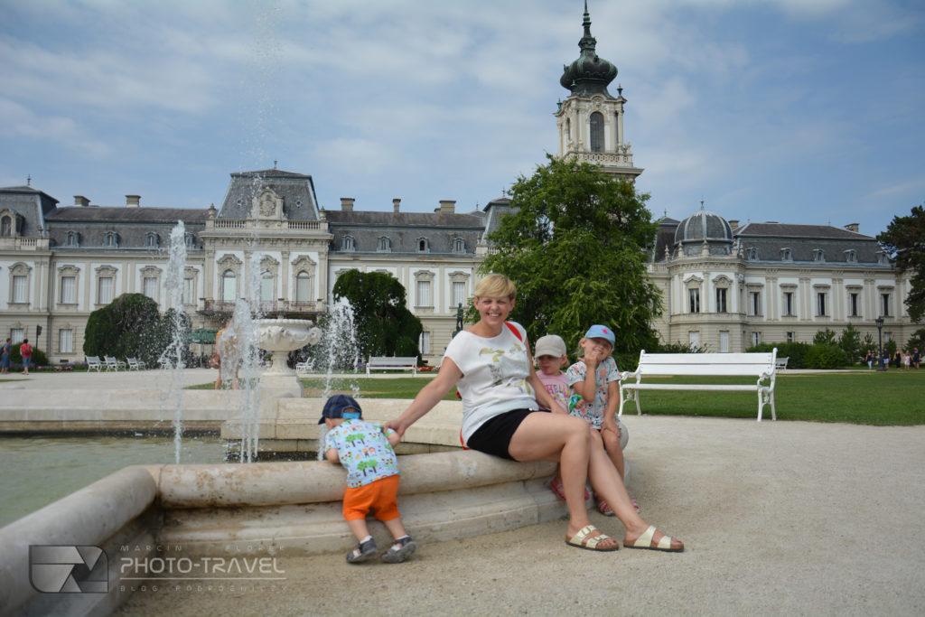 Pałac Festetitsów w Keszthely nad Balatonem