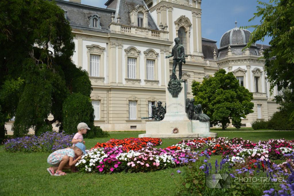 Pałac rodziny Festeticsów Ogrody