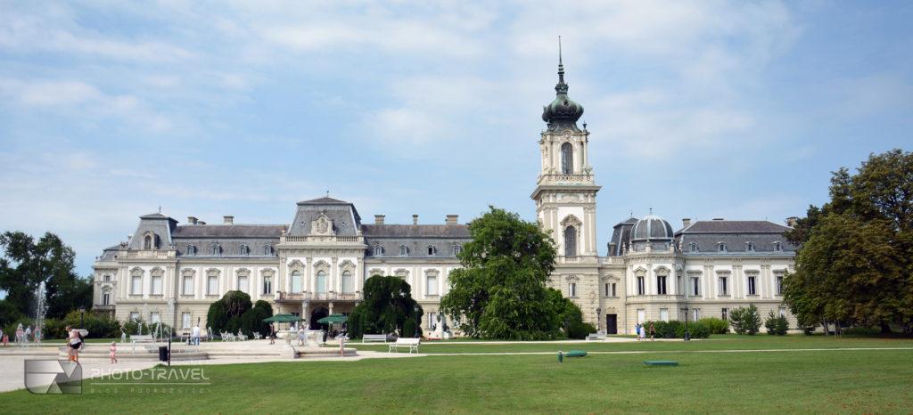 Pałac rodziny Festeticsów