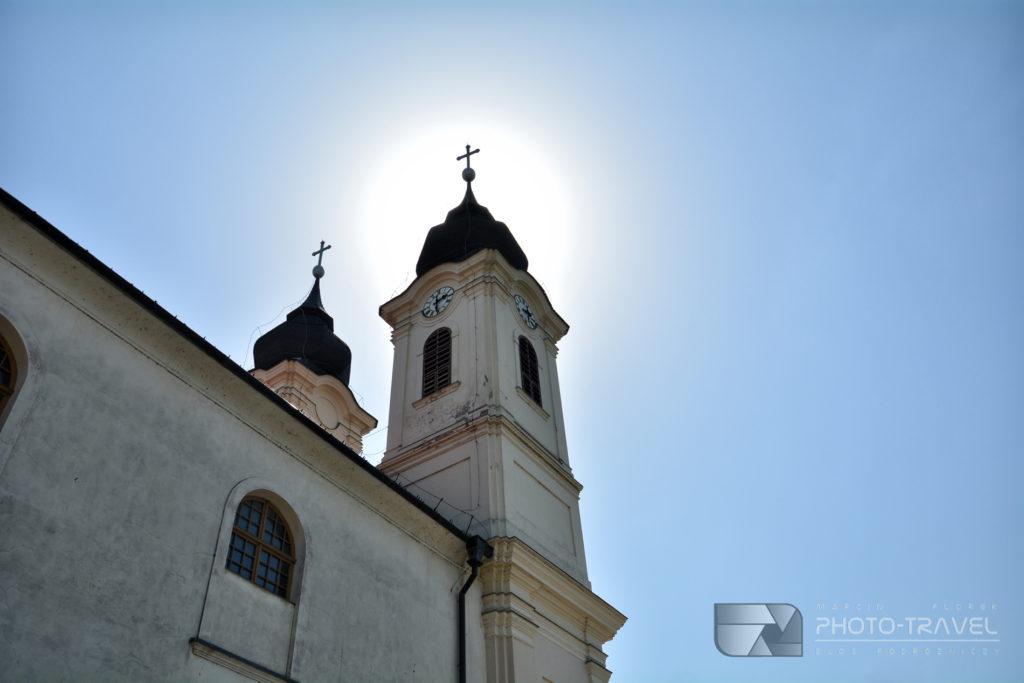 Opactwo benedyktynów w Tihany