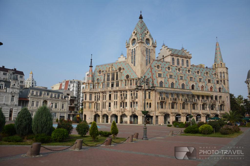Plac Europejski w Batumi