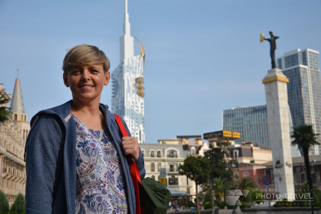 Wieżowce w Batumi
