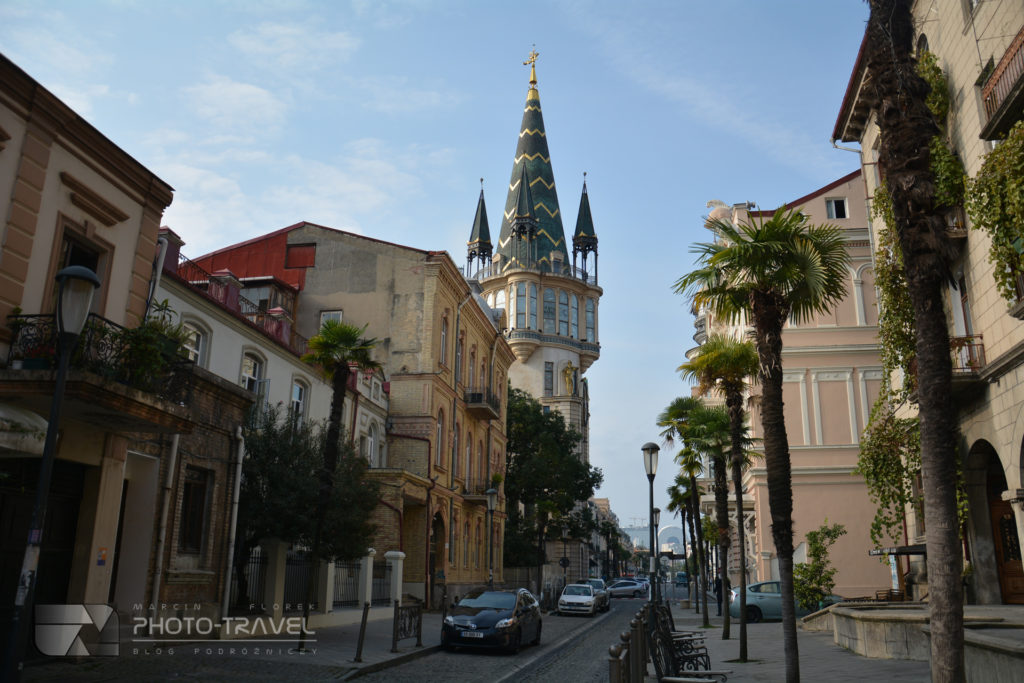 Stare miasto w Batumi