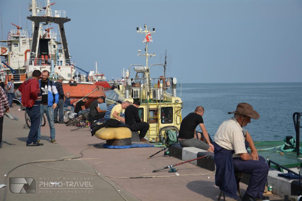 Port w Batumi