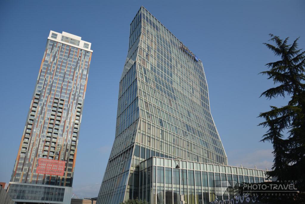 Wieżowce Batumi