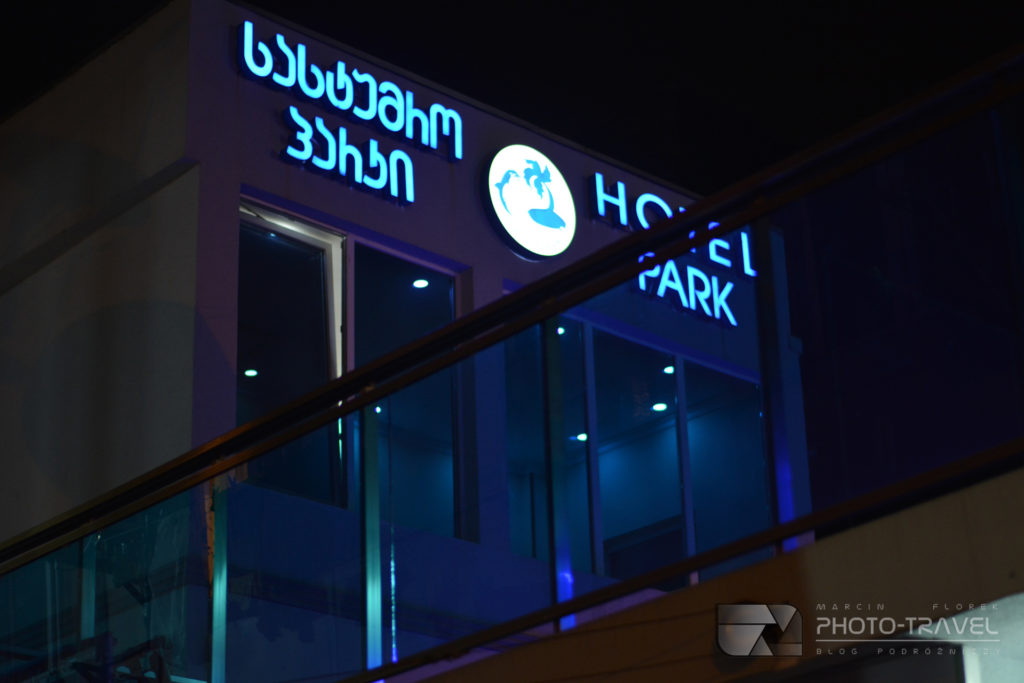 Noclegi w Batumi - Hotel Park