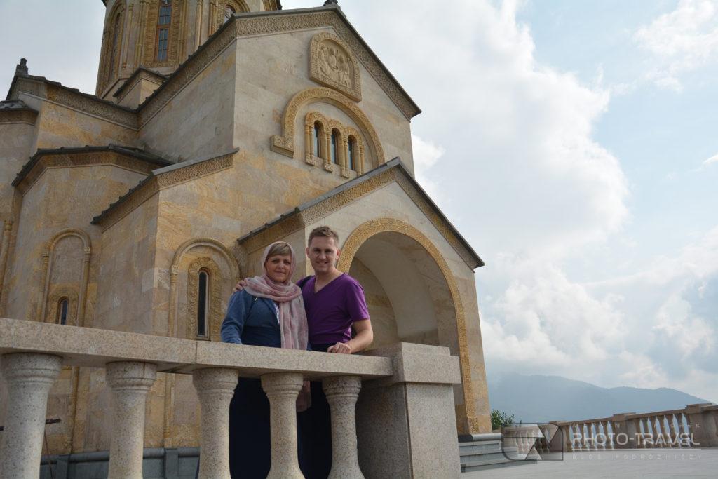 Góra Sameba i Kościół Świętej Trójcy