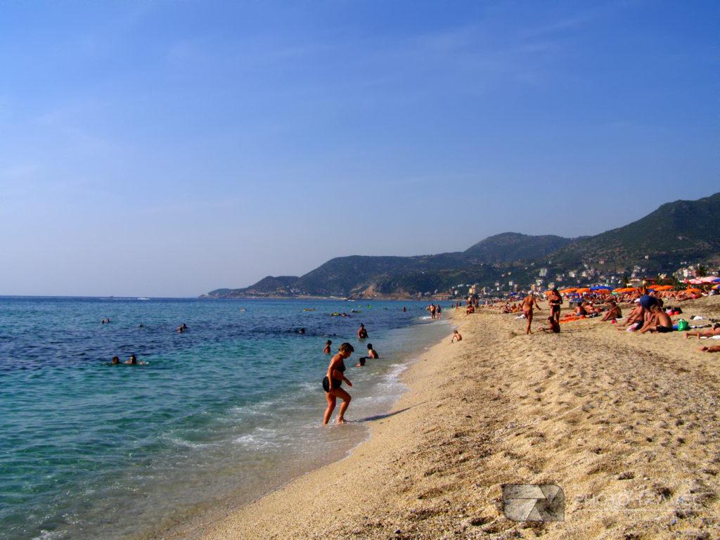 Plaże w Alanyi