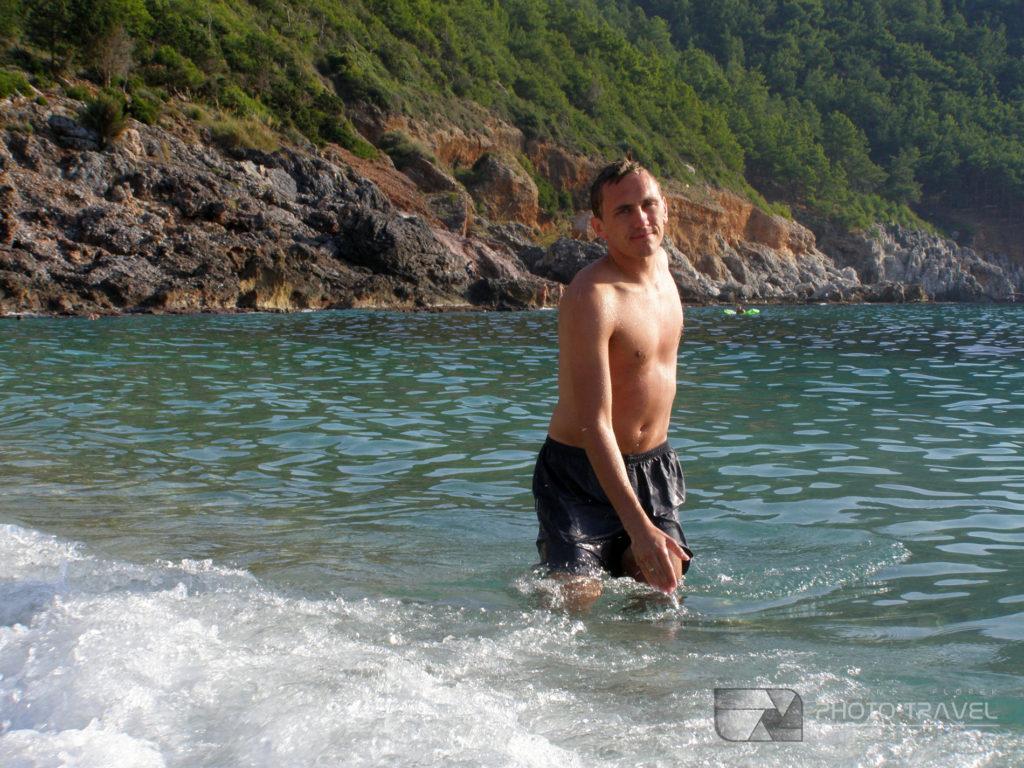Plaża Damlataş