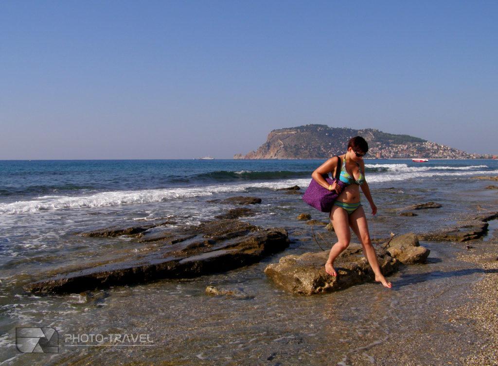 plaża w Oba