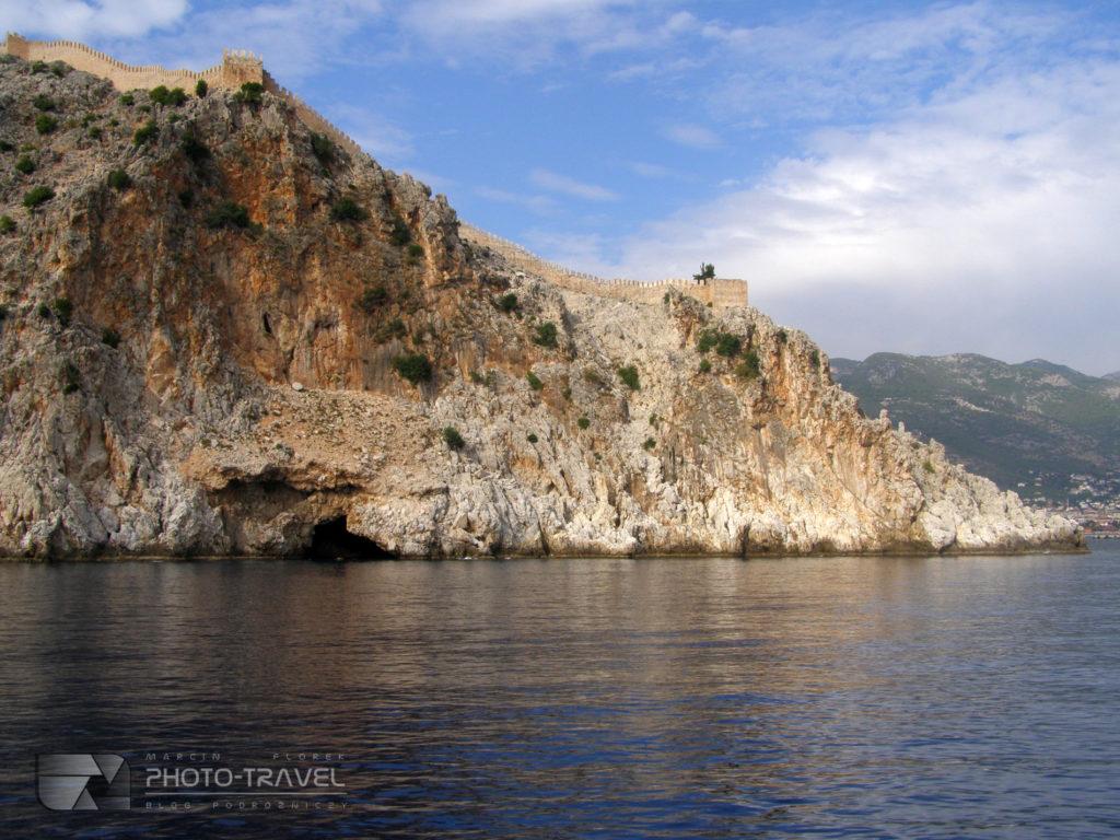 Rejs wzdłuż wybrzeża śródziemnomorskiego