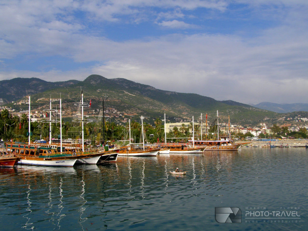 Port w Alanii