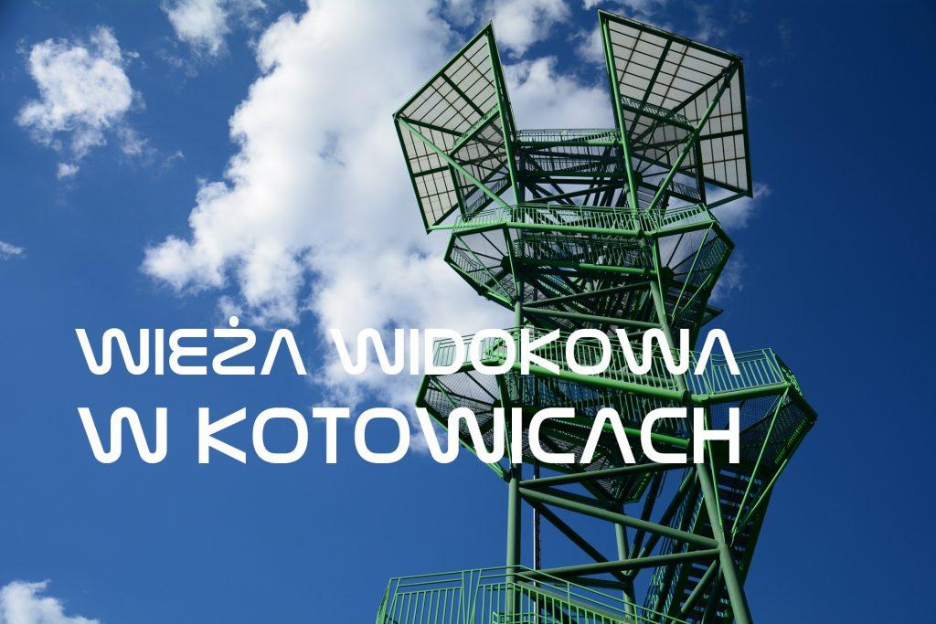 Wieża widokowa w Kotowicach - Wrocław na weekend