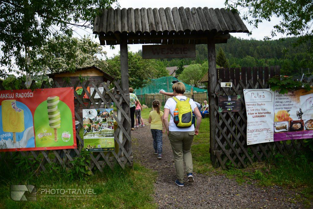 Zwiedzanie, bilety, mapa i informacje praktyczne na temat ZOO Łączna kolo Mieroszowa na Dolnym Śląsku