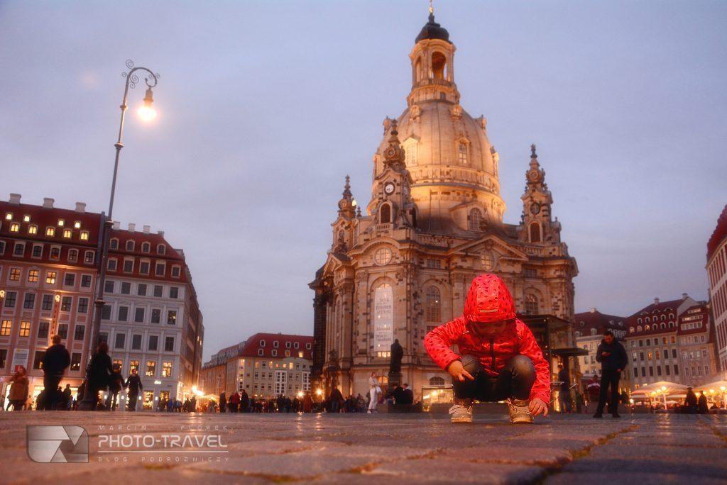 Drezno na weekend Frauenkirche - największa atrakcja turystyczna Drezna