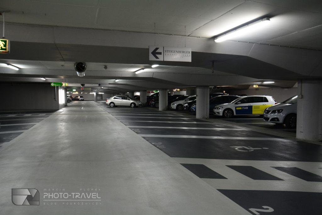 Parkingi w Dreźnie