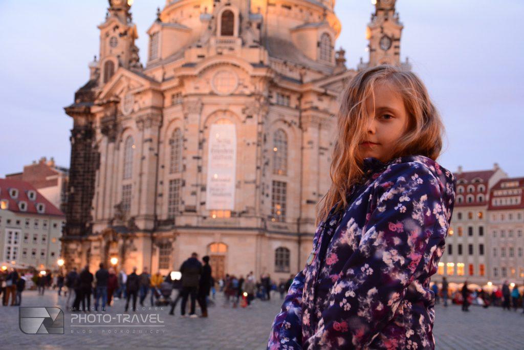 Drezno na weekend - Kościół Marii Panny (Frauenkirche)