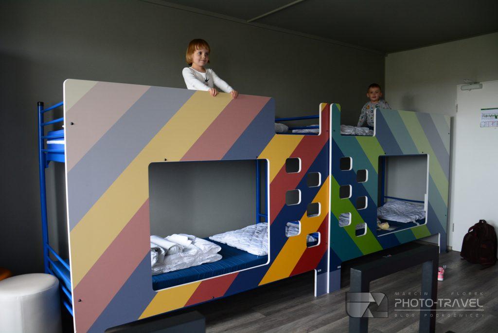 Hostel A&O w Dreźnie z dziećmi