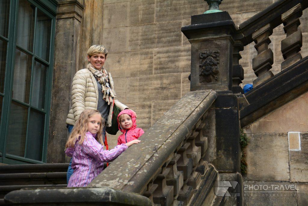 Zwiedzanie Drezna - Zamek Zwinger