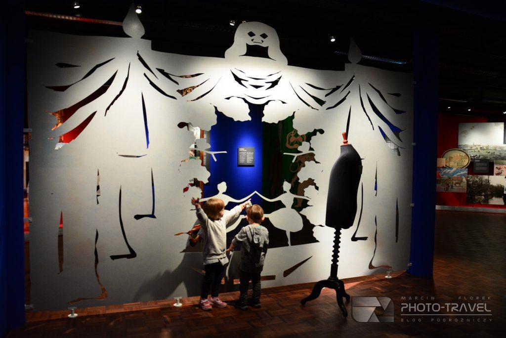 Muzeum Hansa Christiana Andersena - eksponaty