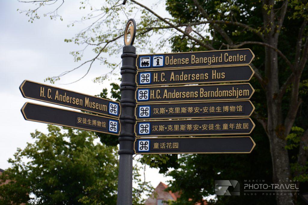 Zwiedzanie Odense w jeden dzień