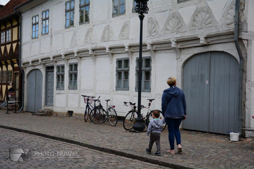 Odense z dzieckiem