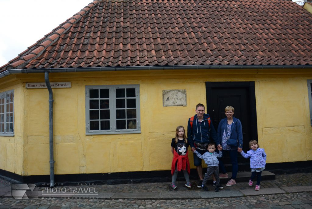 Dom, w którym urodził się Andersen