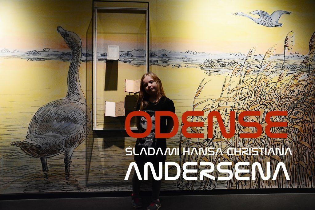 Odense śladami Hansa Christiana Andersena - Muzeum Hansa Christiana Andersena