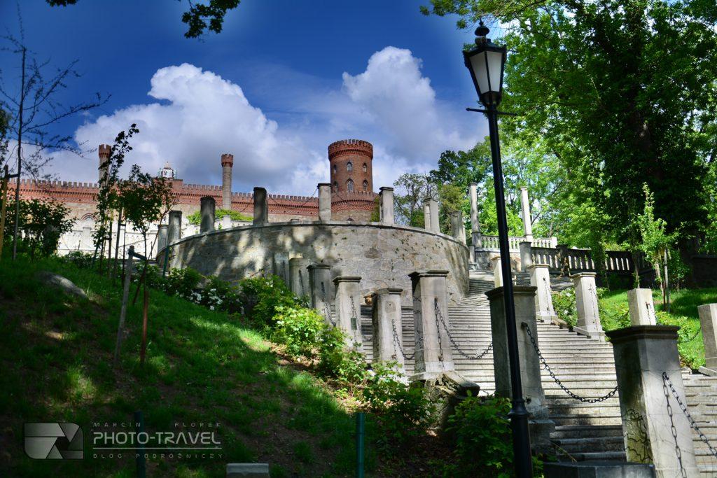 Pałac w Kamieńcu Ząbkowickim zwiedzanie