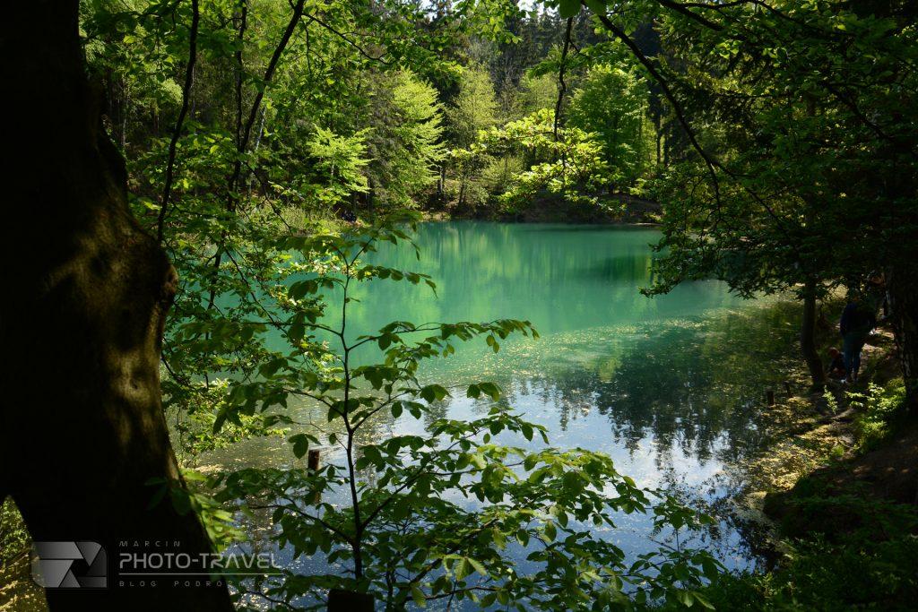 Ziemia kamiennogórska na weekend - Kolorowe Jeziorka w Rudawach Janowickich
