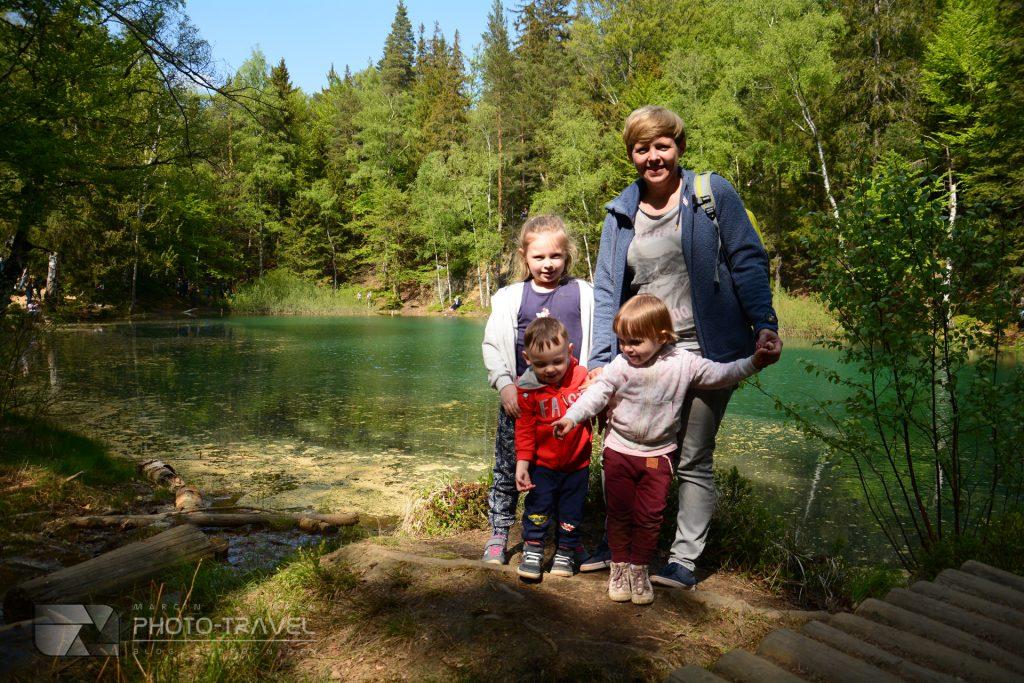 Rudawy Janowickie z dziećmi