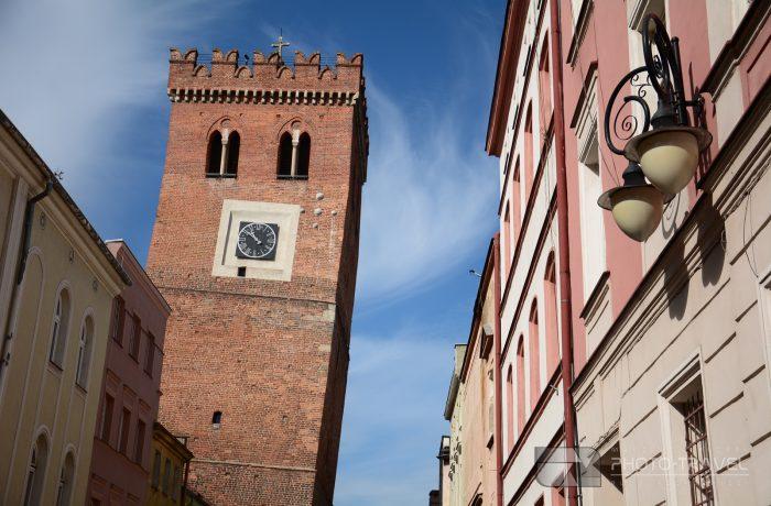 Atrakcje Ząbkowic Śląskich - Krzywa Wieża