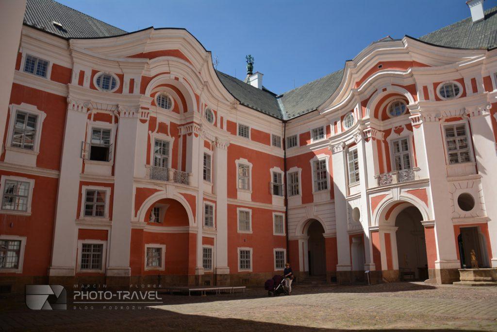 Klasztor w Broumovie