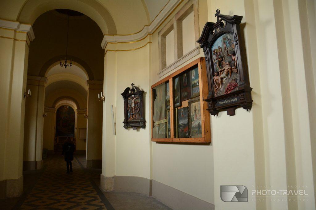 Wambierzyce - Bazylika Nawiedzenia Najświętszej Marii Panny