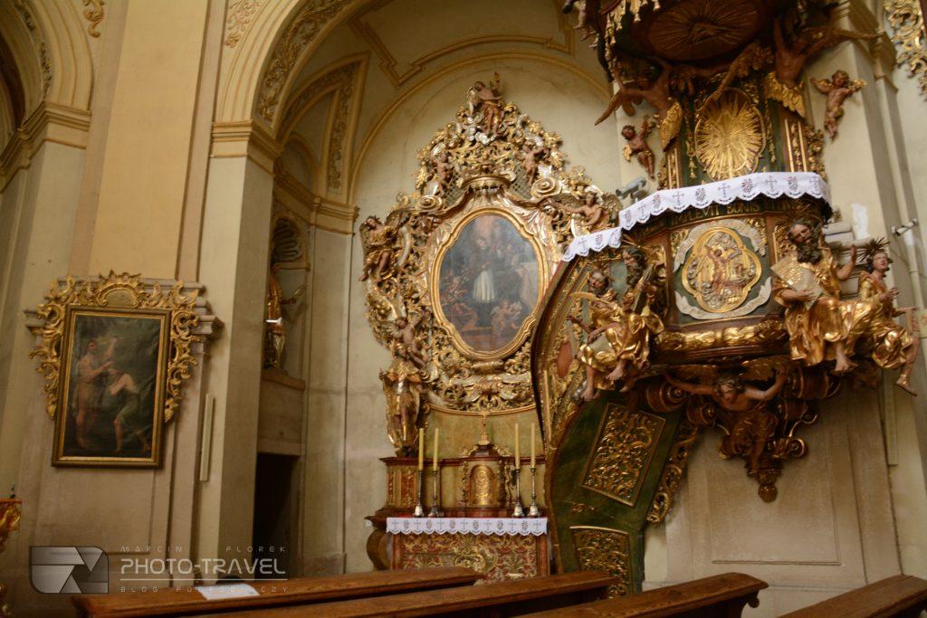 Bazylika Nawiedzenia Najświętszej Marii Panny w Wambierzycach