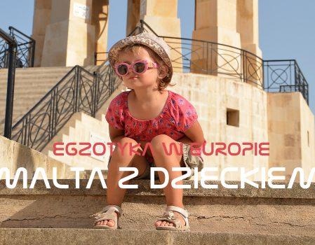 Malta z dzieckiem