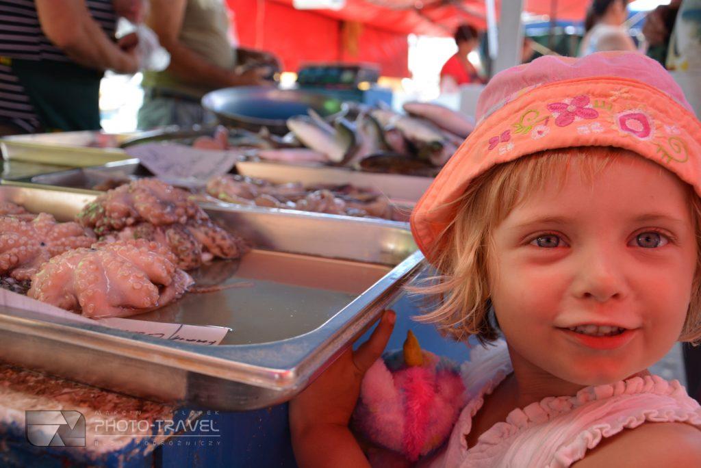 Niedzielny targ rybny na Malcie