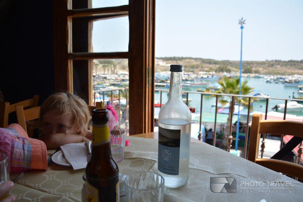 Restauracja w Marsaxlokk