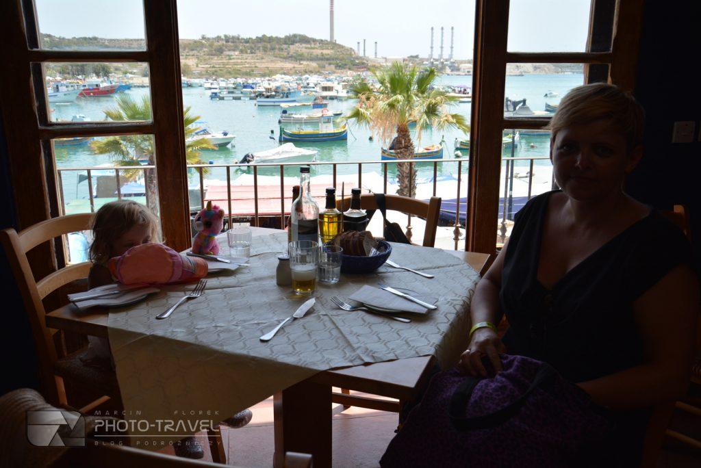 Najlepsze jedzenie w Marsaxlokk