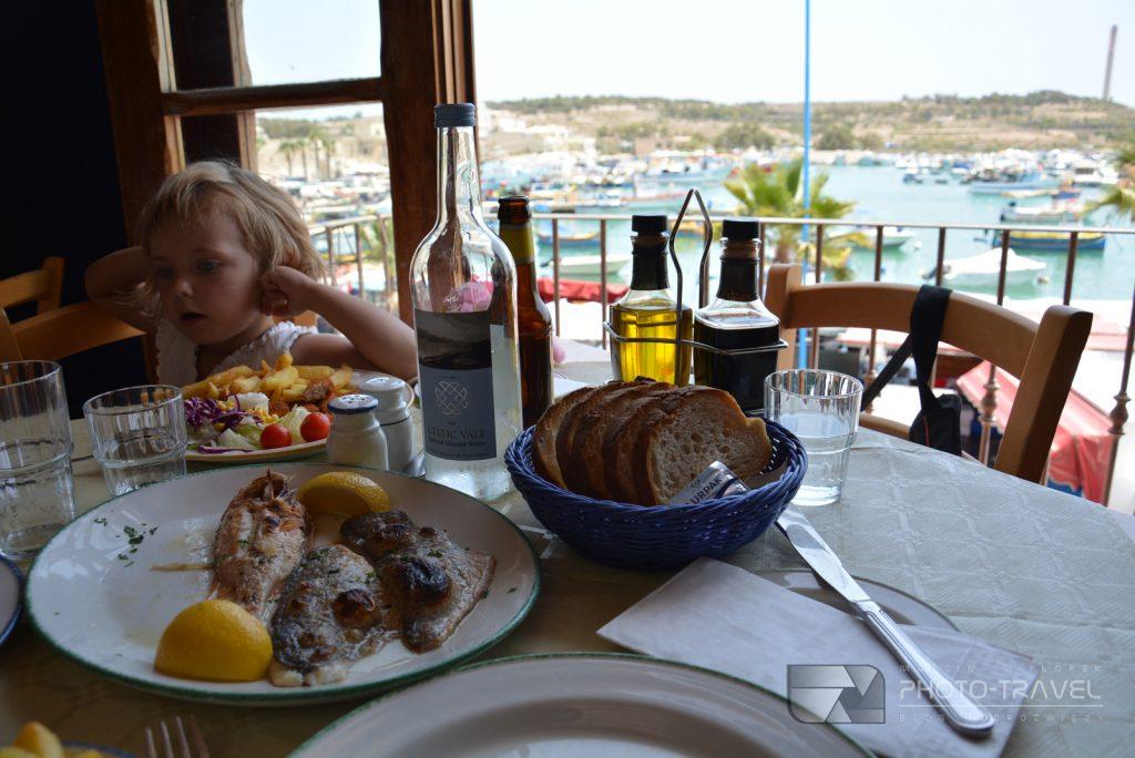 Gdzie zjeść w Marsaxlokk