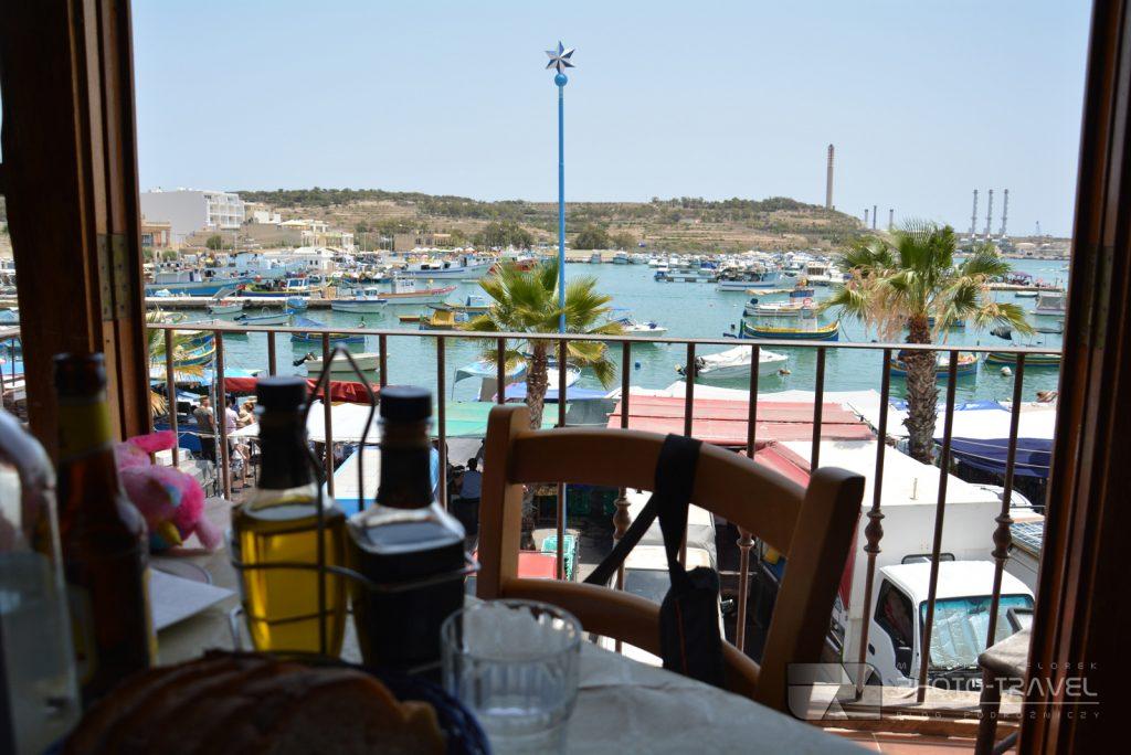 Restauracje w Marsaxlokk