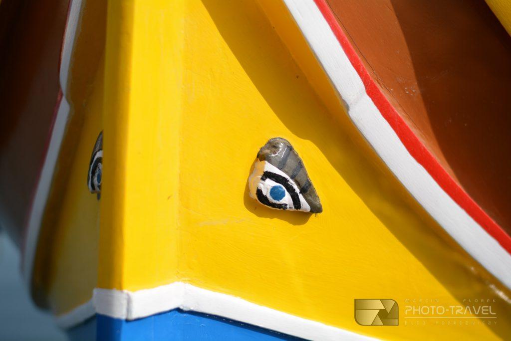 łódki na Malcie