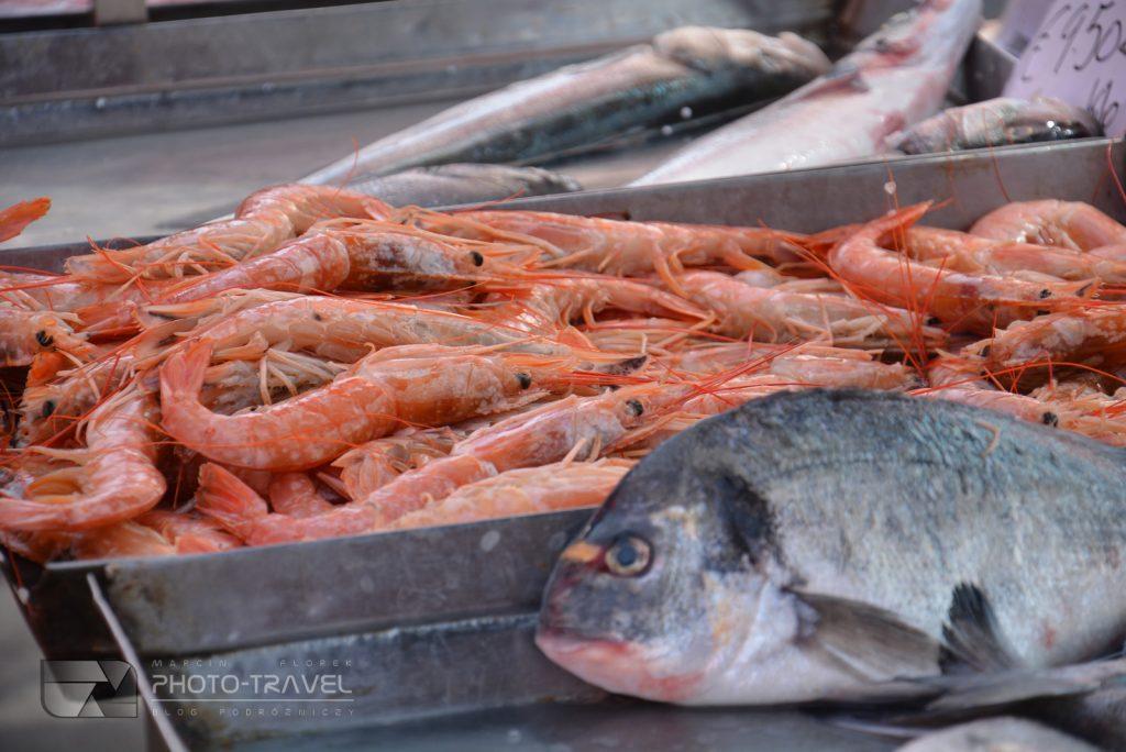 Owoce morza na Malcie