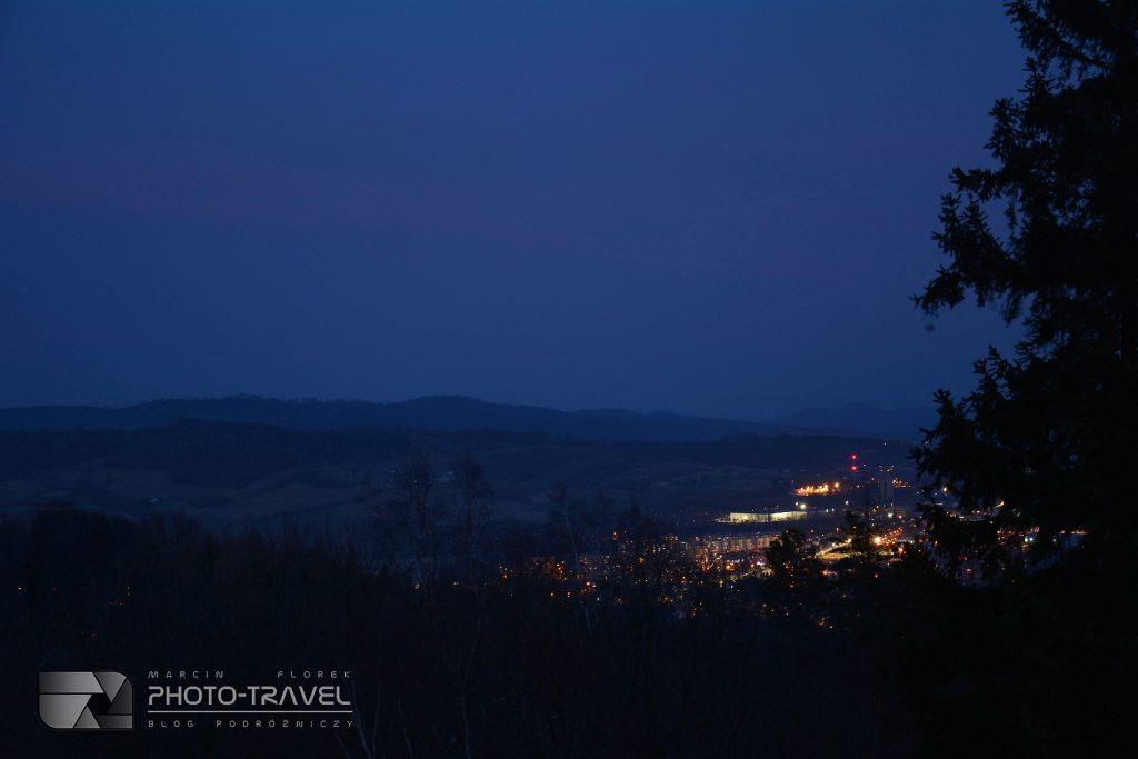 Wieże widokowe na Dolnym Śląsku - Nowa Ruda Słupiec